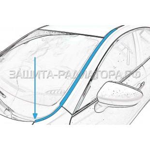 дефлектор лобового стекла cтрелка 2