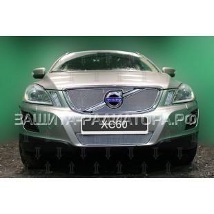 защита радиатора оптимал Вольво ХС60 (Volvo XC60) I 2008-2013 г.в.