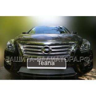 защита радиатора премиум Ниссан Теана (Nissan Teana) III 2014-2019 г.в.
