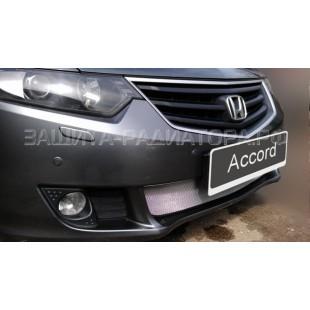защита радиатора Хонда Аккорд (Honda Accord) VIII 2008-2011 г.в.