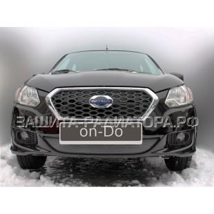 защита радиатора Датсун (Datsun) on-Do 2014-2020 г.в.
