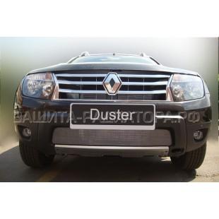 защита радиатора Рено Дастер (Renault Duster) I 2011-2015 г.в.