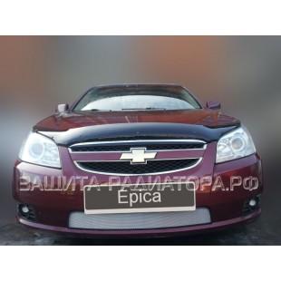защита радиатора Шевроле Эпика (Chevrolet Epica) I 2006-2012 г.в.