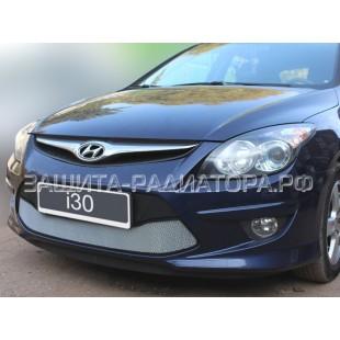 защита радиатора Хендай (Hyundai) I30 I рестайлинг 2010-2012 г.в.