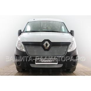 защита радиатора Рено Мастер (Renault Master) 2014-2019 г.в.
