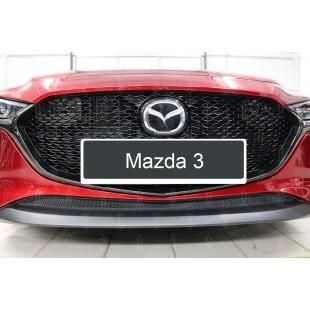 защита радиатора Мазда 3 (Mazda 3) 2019-2021