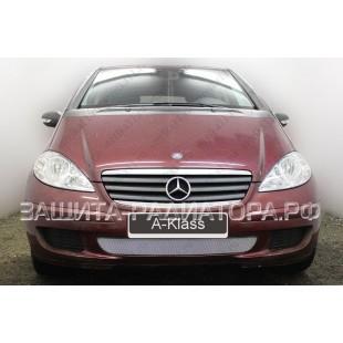 защита радиатора Mерседес Бенц А-Класс (Mercedes-Benz A-Klass) II 2004-2007 г.в.