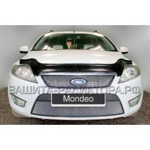 защита радиатора Форд Мондео (Ford Mondeo) IV 2007-2010 г.в.