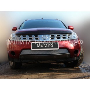 защита радиатора Ниссан Мурано (Nissan Murano) I 2002-2008 г.в.