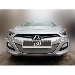 защита радиатора Хендай (Hyundai) I30 II 2012-2015 г.в.