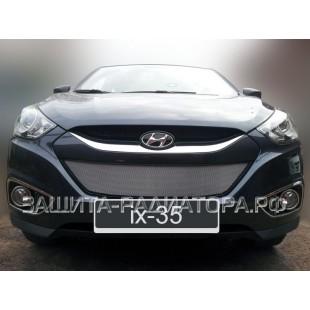 защита радиатора Хендай (Hyundai) IX35  2010-2015 г.в.