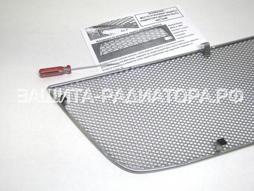 защита радиатора оптимал